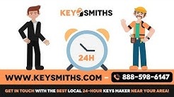Key Smiths: Emergency 24/7 Locksmiths
