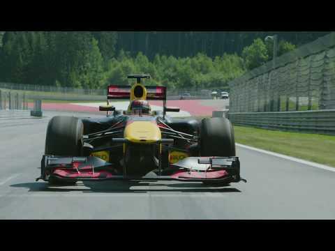 Чемпион мира по ралли Себастьен Ожье – за рулём болида Формулы-1
