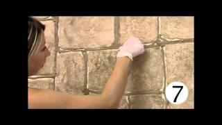 Фактурная штукатурка SENI PIERRES.(Фактурная штукатурка SENI PIERRE. Мастер-класс от Senideco. Технология нанесения., 2011-03-02T19:07:53.000Z)