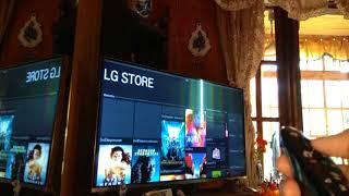LG Smart TV телевизор, обзор функции Smart