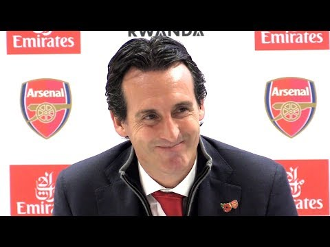 Arsenal 1-1 Liverpool - Unai Emery Full Post Match Press Conference - Premier League