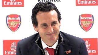 Arsenal 1-1 Liverpool - Unai Emery Full Post Match Press Conference - Premier League