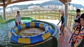 Rafting Slide at Gimhae Lotte Water Park