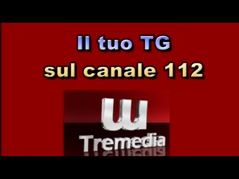 Tg Tremedia ogni giorno sul canale 112 a Messina e provincia