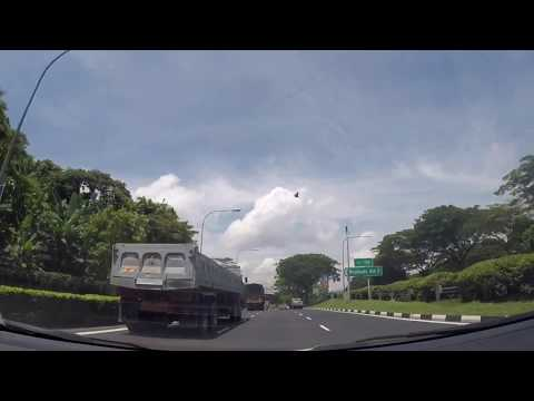 DRIVING WITH BERNIE | Destination: Admiralty Park