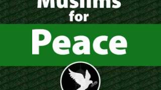Muslims for Peace message broadcast to millions of people in Times Square