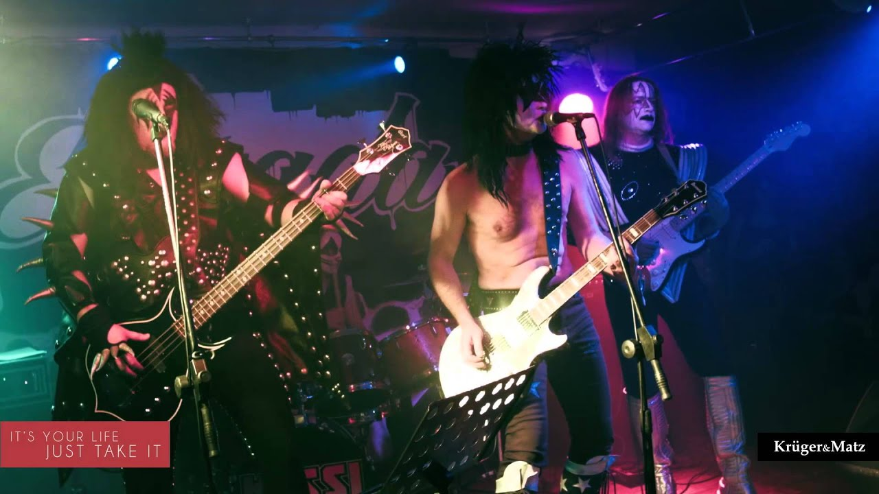 Kissi Tribute Band To Kiss Finali Ci It 39 S Your Life Just Take It Youtube