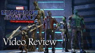 Guardians of the Galaxy Season 1 Episode 1 Review (Video Game Video Review)