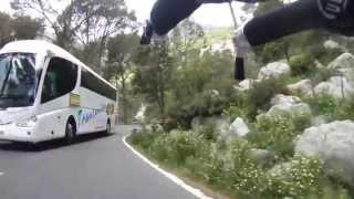 Mallorca Ironman 70.3 Descent