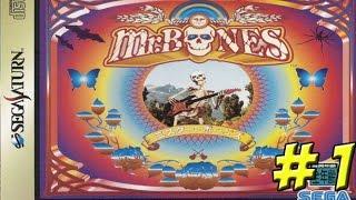 Mr. Bones! Sega Saturn Part 1 - YoVideogames
