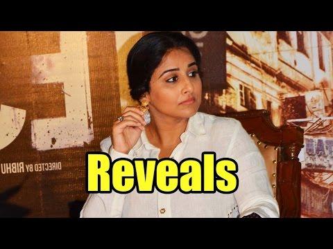 Vidya Balan Reveals Why People Often Think Her As Bengali