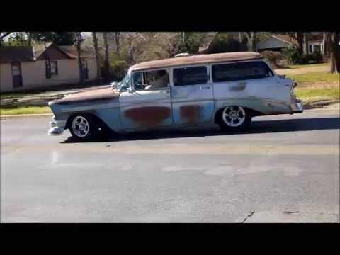 1956 Chevrolet Belair Wagon