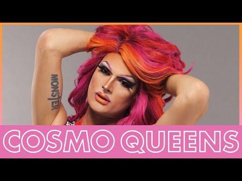 Rhea Litré | Cosmo Queens | Cosmopolitan