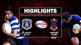 Match Highlights - St. Joseph