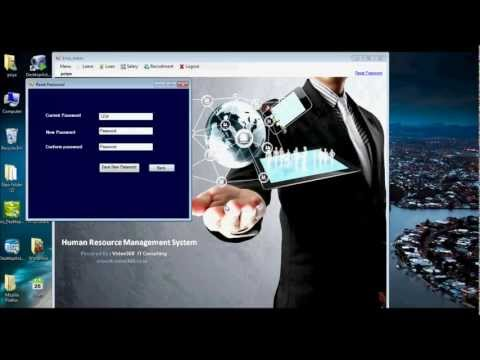 Human Resource Management System (HRMS)