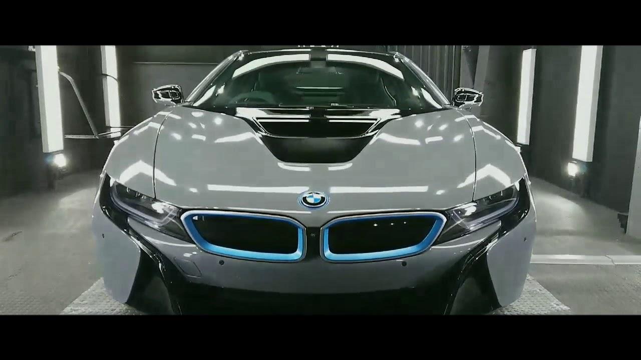 Bmw I8 Custom Wrap Promo Video Youtube