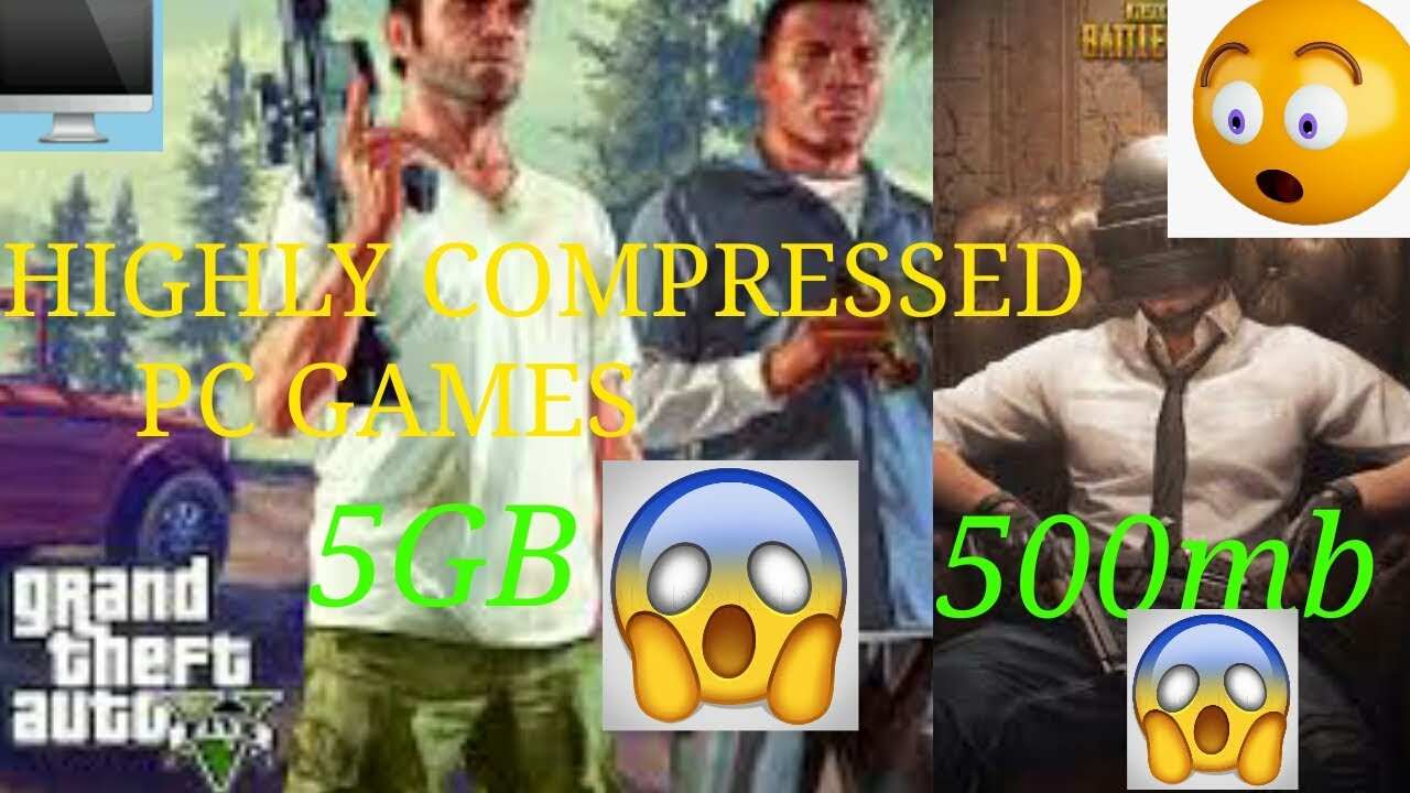 20 Best Highly Compressed PC Games Less Than 500MB