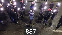 612-kulkueen osallistujalaskuri