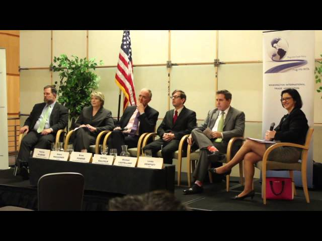 WITA TPP Series: IP in a 21st Century Agreement-Q&A Part 3 3/17/16