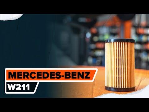 Se adapta a Mercedes Clase E W210 e 320 CDI Hella Hengst Motor Filtro De Aire Insertar