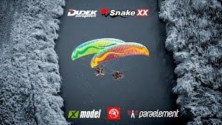 New Dudek Paragliders Snake XX 2015