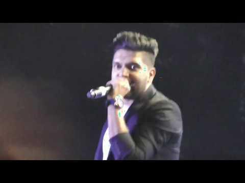 Guru Randhawa song Nachle Na at IIT roorkee