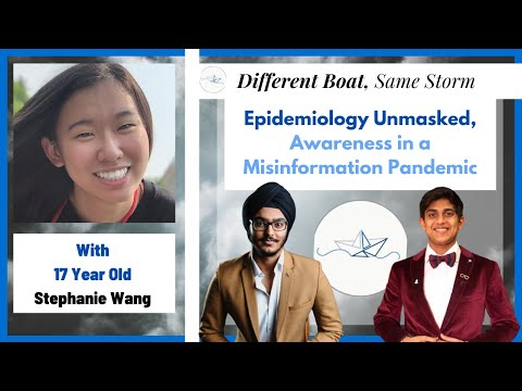 DBSS S2E5: Epidemiology Unmasked, Awareness in a Misinformation Pandemic - Stephanie Wang