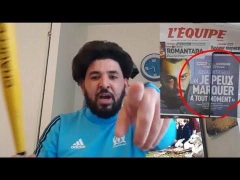 """TROYES VS OM 2-3 DEBRIEF MITROGLOU """"JE PEUX MARQUER À TOUT MOMENT """""""