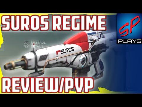 Destiny Suros Regime