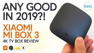 Xiaomi Mi Box 3 - POWERFUL 4K TV BOX Review (Any good in 2019?)