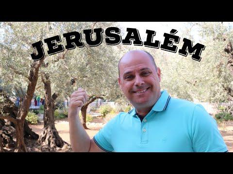 Jardim do Getsêmani - Pr. Lôbo (Jerusalém, Israel)