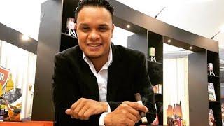 Pedro gomez rodriguez on bourbonblog's cigar saturday