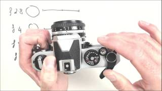 Introduction to Aperture & Shutter Speed, Part 1