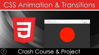 CSS3 Animation & Transitions Crash Course