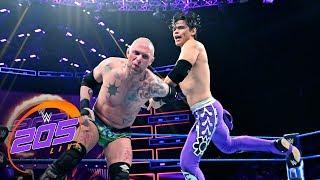 Humberto Carrillo vs. Rob Rollenbeck: WWE 205 Live, June 25, 2019 thumbnail
