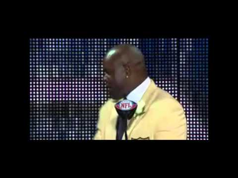 Emmitt Smith's Hall of Fame Induction Speech