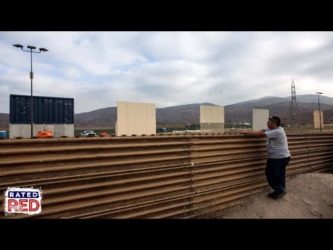 The Competition for Trump's Wall Is Almost Over: Here's Where They Stand
