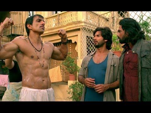 Shahid Kapoor envies Sonu Sood (Dialouge...