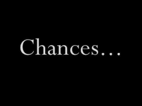Five for fighting- Chances (lyrics)