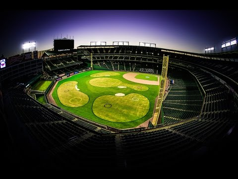 Dana McKenzie - Stadiumlinks will transform Globe Life Park into a golf course
