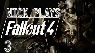 Nick Plays Fallout 4 [Episode 3] - IRON MAN!!!