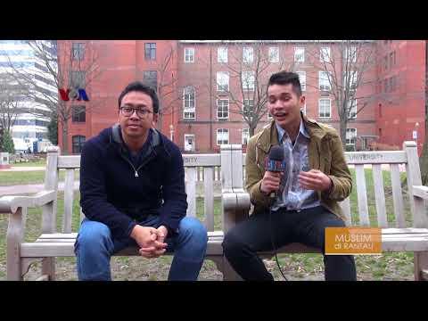 Muslim Di Rantau: George Washington University (Episode 3)