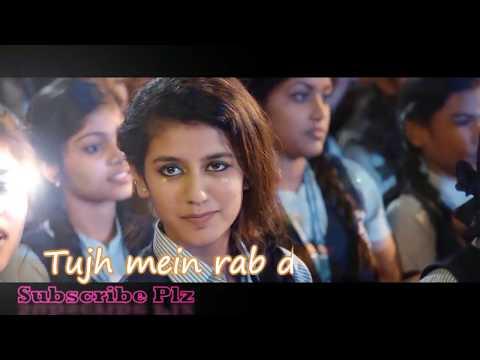 Priya Prakash | Priya Prakash new song | Rab dikhta hai.