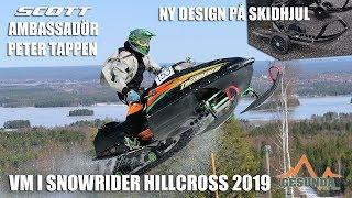 Snowrider Tv Ep. 49, Säsong 2 - Vm I Snowrider Hillcross 2019, Ny Designade Sno