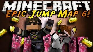Minecraft: Epic Jump Map Valentines Part...