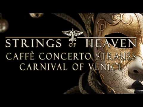 Carnival of Venice  by Caffè Concerto Strauss | Venezia | Venedig | Venetian |