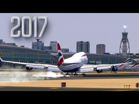 New Flight Simulator 2017 - P3D 4.0 [Amazing Realism]