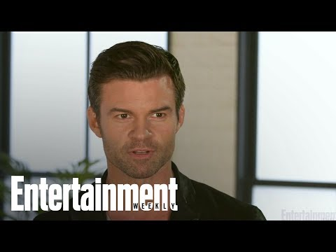 The Originals' Daniel Gillies Dishes On Playing Elijah & Teases Series Finale  Entertainment Weekly