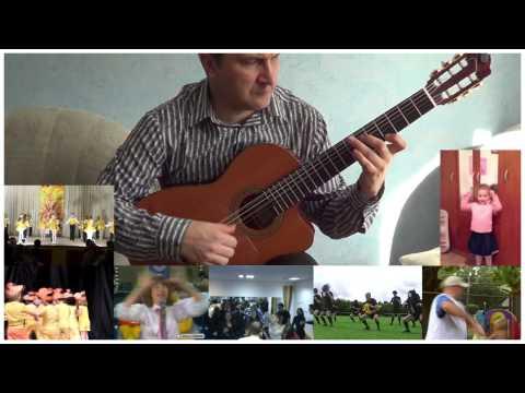 Танец маленьких утят, YouTube mix