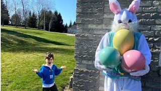 Zack and the Easter Bunny story
